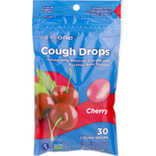CareOne Cherry Cough Drops