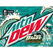 Mtn Dew Baja Blast Lime