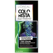 L'Oreal Hair Makeup 1-Day Hair Color Neon Green 100 (for blondes)
