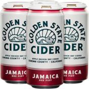 Golden State Cider Jamaica