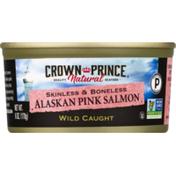 Crown Prince Salmon, Pink, Alaskan