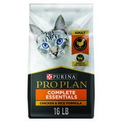 Purina Pro Plan High Protein Cat Food With Probiotics for Cats, Chicken and Rice Formula