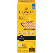 Gevalia Signature Blend Coffee K-Cup Packs