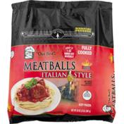 Our Best Meatballs Italian Style