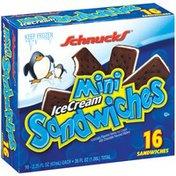 Schnucks Mini Ice Cream Sandwiches