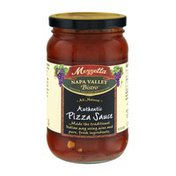 Mezzetta Napa Valley Bistro All Natural Authentic Pizza Sauce