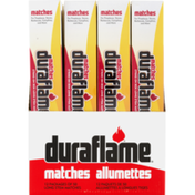 Duraflame Long Stem Safety Matches