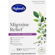 Hyland's Migraine Relief, Quick-Dissolving Tablets