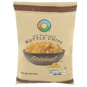 Full Circle Original Old Fashioned Kettle Chips