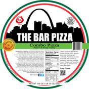 The Bar Pizza Bar St. Louis-Style Combo Frozen Pizza