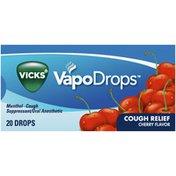 Vicks Vapodrops Cherry Flavor