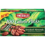 Emerald Supplements 100 Calorie Packs Smoked Almonds