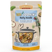 Sunseed Nutty Noodle Cookable Bird Treat