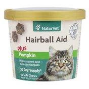 NaturVet Hairball Aid Supplement
