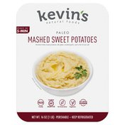 Kevin's Natural Foods Mashed Sweet Potatoes