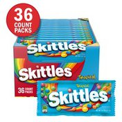 Skittles Tropical Fruity Candy Singles