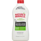 Nature's Miracle Skunk Odor Remover, Odor Neutralizing Formula