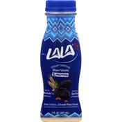 LALA Prune Cereal Yogurt Smoothie with Probiotics