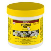 ORS Monoi Oil Leave-In Conditioning Creme