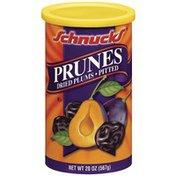 Schnucks Dried Plums Pitted Prunes