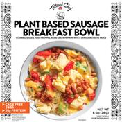 Tattooed Chef Breakfast Bowl, Plant Based Sausage