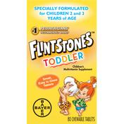 Flintstones Toddler Chewable Multivitamins