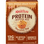 Krusteaz Protein Chocolate Chip Muffin Mix