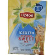 Lipton Sweetened Iced Tea Mix Southern Sweet