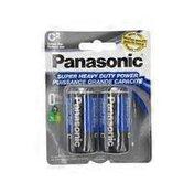 Panasonic Heavy Duty C Battery