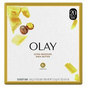 OLAY Moisture Outlast Shea Butter Beauty Bar With Vitamin B3