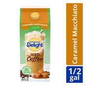 International Delight Light Caramel Macchiato Iced Coffee
