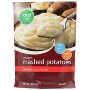 Food Club Butter Instant Mashed Potatoes