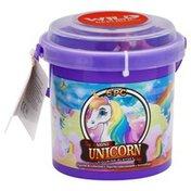 Wild Republic Playset, Figurine, Mini-Bucket Unicorn