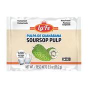 La Fe Soursop Guanabana Pulp