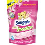 Snuggle Concentrated Scent Pacs Wild Orchid Wonder 20 Loads Scent Boosters