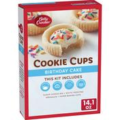 Betty Crocker Birthday Cake Cookie Cups