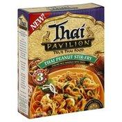 Thai Pavillion Stir-Fry Rice Noodles with Sauce, Thai Peanut Stir-Fry