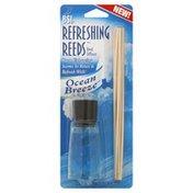 Refresh Reeds Reed Diffuser, Ocean Breeze