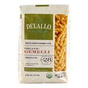 DeLallo Organic Gemelli #28