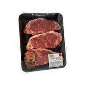 Boneless Strip Steak Value Pack