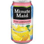 Minute Maid Pink Lemonade Can