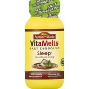 Nature Made Sleep, Tablets, Chocolate Mint