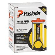 Paslode Fuel Cell, Trim Fuel