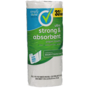 Simply Done Ultra Strong & Absorbent Paper Towels Roll