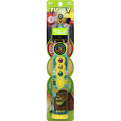 Firefly Toothbrush, Ready Go Power, Soft, Lion King, 3+