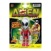 Ja-Ru Inc. Alien Force Magic Glow Put in Water and Grow Toy