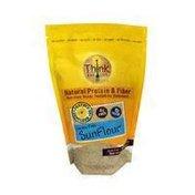 Think.eat.live. Natural Protein & Fiber Gluten Free Sunflour