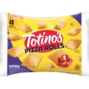 Totino's Pizzs Brand Pepperoni Pizza Snacks