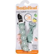 BooginHead Pacifier Clip, Silicone