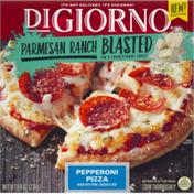 DiGiorno Parmesan Ranch Pepperoni Pizza
